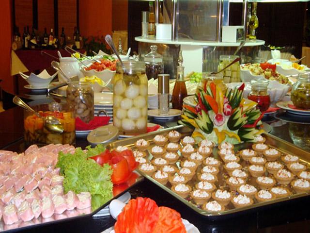 Olympia Golden Beach - Restaurant Buffet