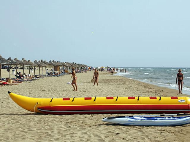 Olympia Golden Beach - Beach