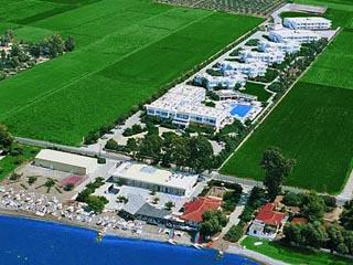 Iria Mare Hotel - Panoramic View