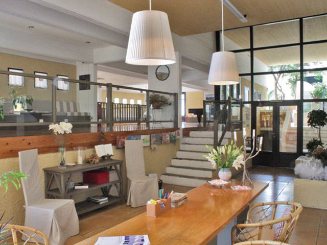 Mare e Vista - Epaminondas Hotel Apartments - Reception