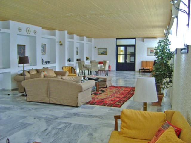 Mare e Vista - Epaminondas Hotel Apartments - Main Lounge