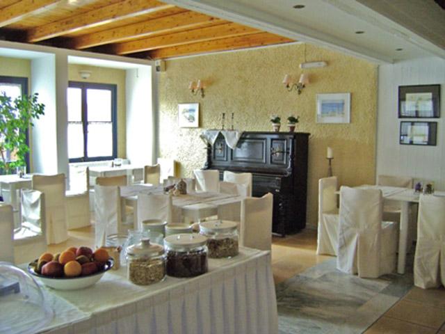 Mare e Vista - Epaminondas Hotel Apartments - Breakfast Room