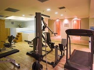 Airotel Stratos Vassilikos Hotel - Gym