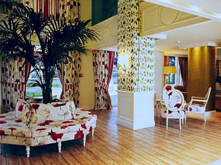 Airotel Stratos Vassilikos Hotel - Lobby
