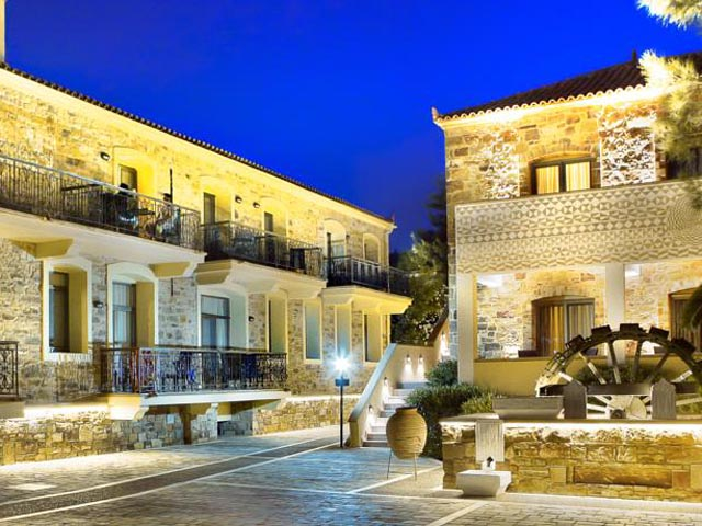 Grecian Castle Hotel -