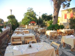Mavrokordatiko Guest House - Restaurant