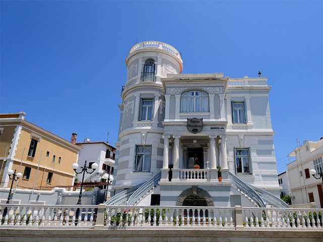 Pyrgos Of Mytilene Hotel - Book Early for 2015 and save up to 25%!