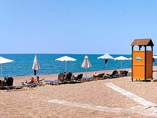 Aeolian Village Beach Club - Beach