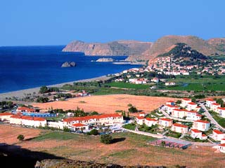 Aeolian Village Beach Club - Panoramic View