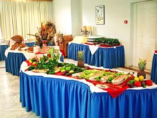 Aeolian Village Beach Club - Buffet