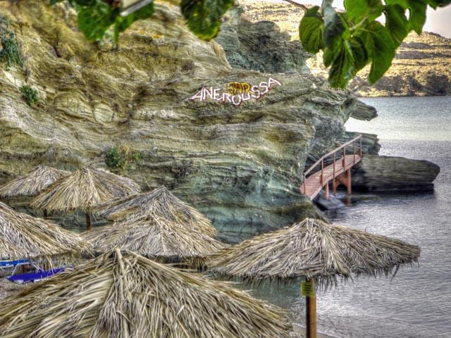 Aneroussa Beach Hotel -