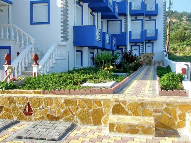 Aphrodite Hotel Apartments - Exterior View