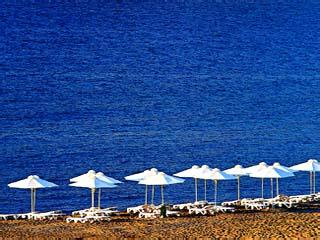 Porto Myrina Palace - Beach