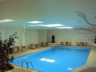 Porto Myrina Palace - Indoor Swimming Pool