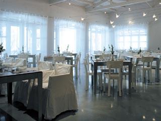 Doryssa Seaside Resort - Village Restaurant
