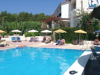Ionia Maris Hotel - Swimming Pool