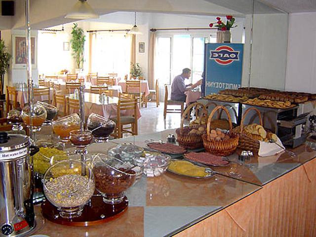 Paradise Hotel - Restaurant