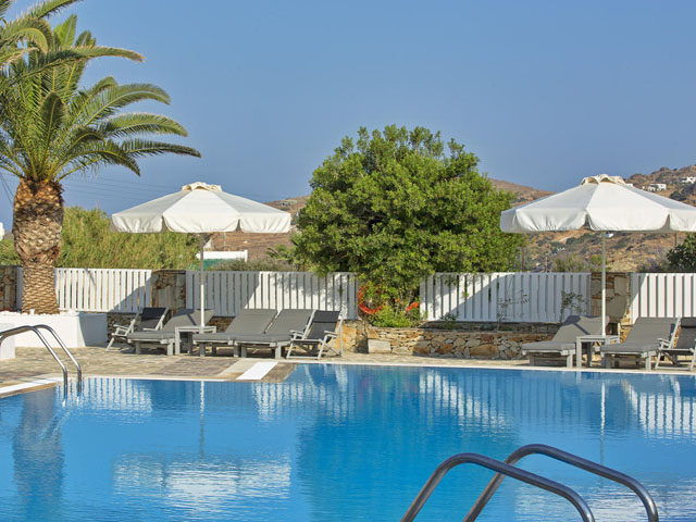 Dionysos Sea Side Resort -