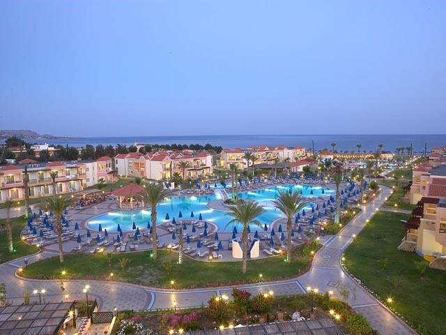 Lindos Princess Beach Hotel -