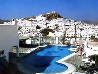 Sunrise Hotel - Swimming Pool