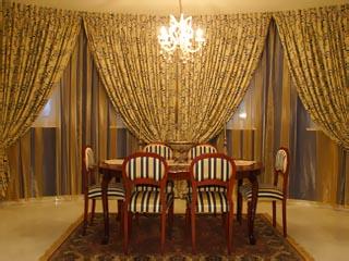 Vergis Epavlis Luxurious Suites - Dining Room