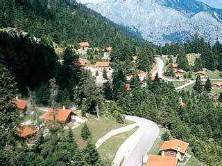 Elatos Resort & Health Club - Panoramic View