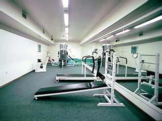 Elatos Resort & Health Club - Gym