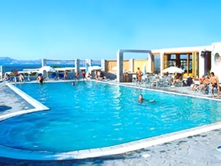 Milos Achivadolimni Camping-Bungalows - Swimming Pool