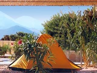 Milos Achivadolimni Camping-Bungalows - Exterior View