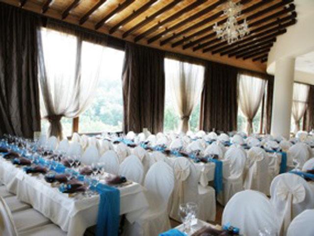 Loggas Hotel - Dinning Area