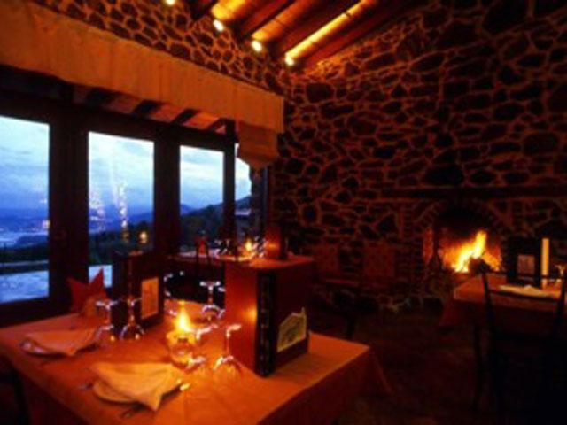 Loggas Hotel - Restaurant
