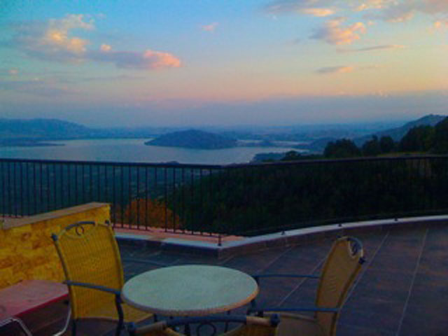 Loggas Hotel - Balcony view