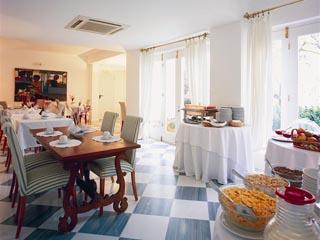 Leto Hydra Hotel - Breakfast Room