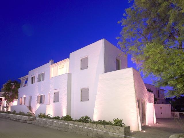 Del Mar Hotel (ex. Dakoronia Studios) -