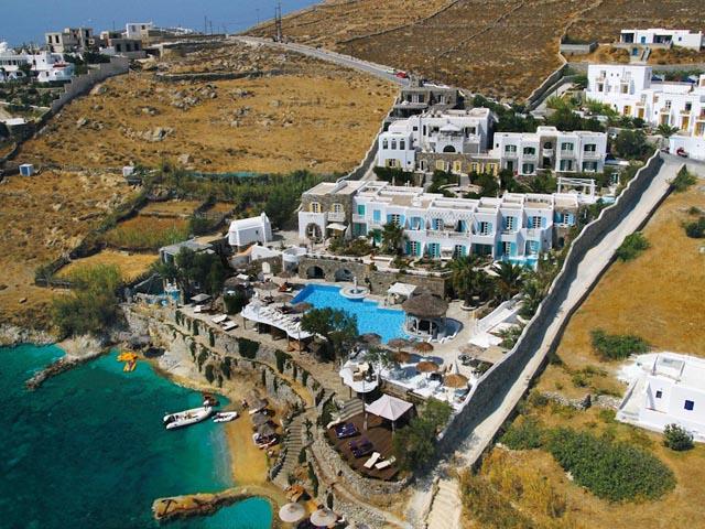 Kivotos Mykonos Hotel - EB -10% Avra till 15/04/17 for 21/08/17-15/10/17