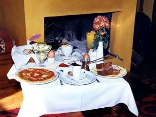 Kapodistrias Traditional House - Restaurant