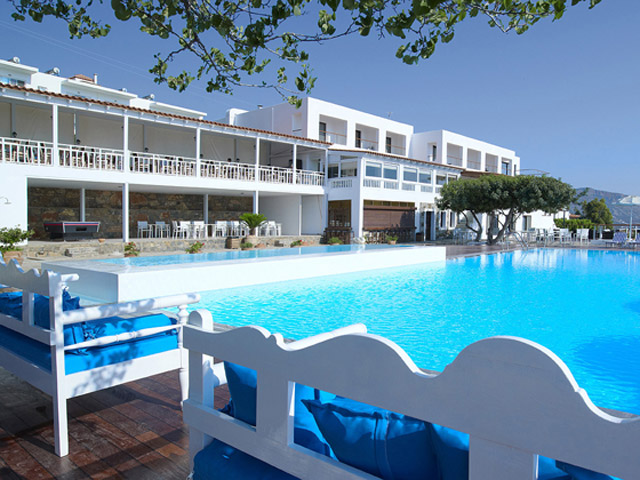 Elounda Ilion Hotel & Bungalows - Book Early for 2015 and save up to 35%!
