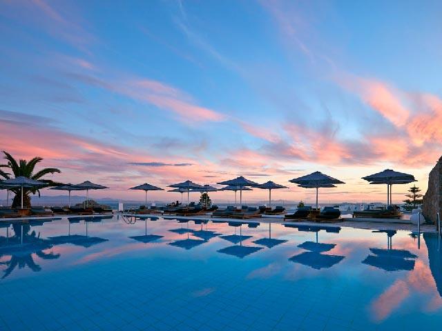 Myconian Ambassador Hotel & Thalasso Center -
