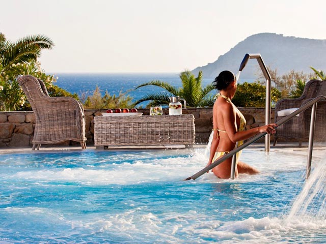 Myconian Imperial Hotel & Thalasso Spa Center -