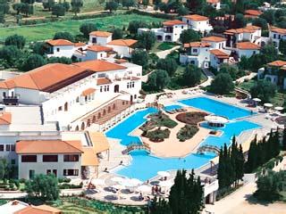 Eretria Village Resort & Convention Centre - Exterior View