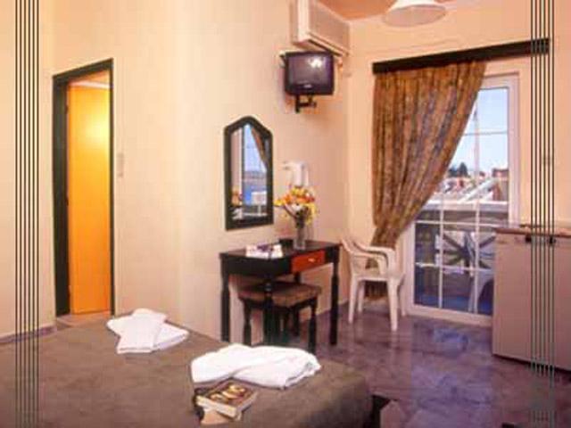 Galini Beach and Eden Hotel -