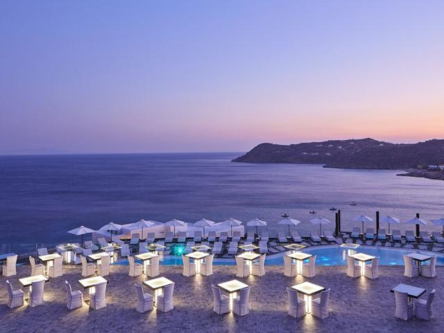 Royal Myconian Hotel & Thalassa Spa -