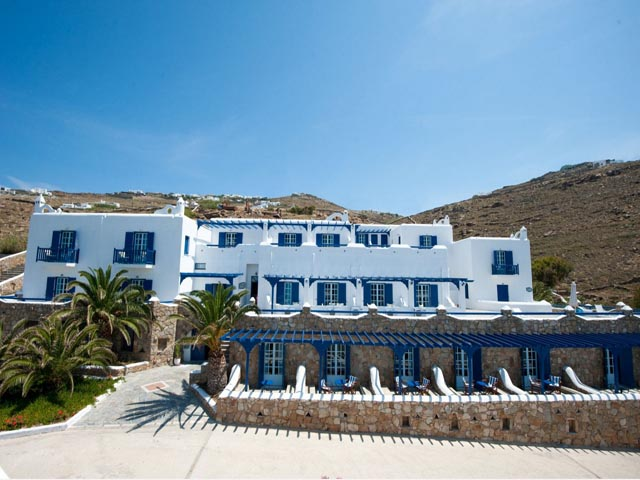 San Marco Hotel Mykonos - Special Offer 7=6 Free Nights !! LIMITED TIME !! 28.04.17 - 25.06.17 !!