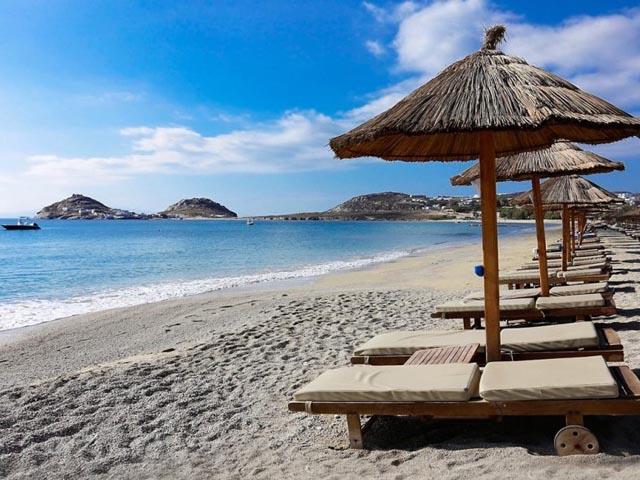 Aphrodite Beach Hotel & Bungalows -