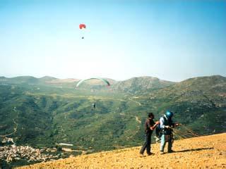 Avdou Villas - Paraglide