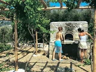 Avdou Villas - Traditional Oven