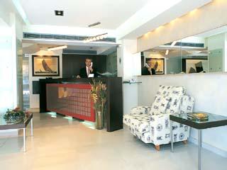 Tropical Hotel - Reception