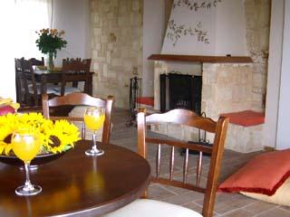 Athina Luxury Villas - Kissos Living Room