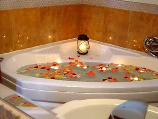 Athina Luxury Villas - Myrtia Bathroom