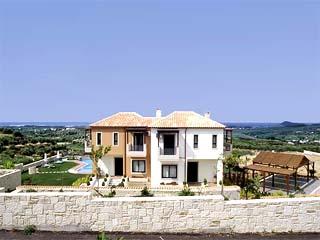 Athina Luxury Villas - Exterior View